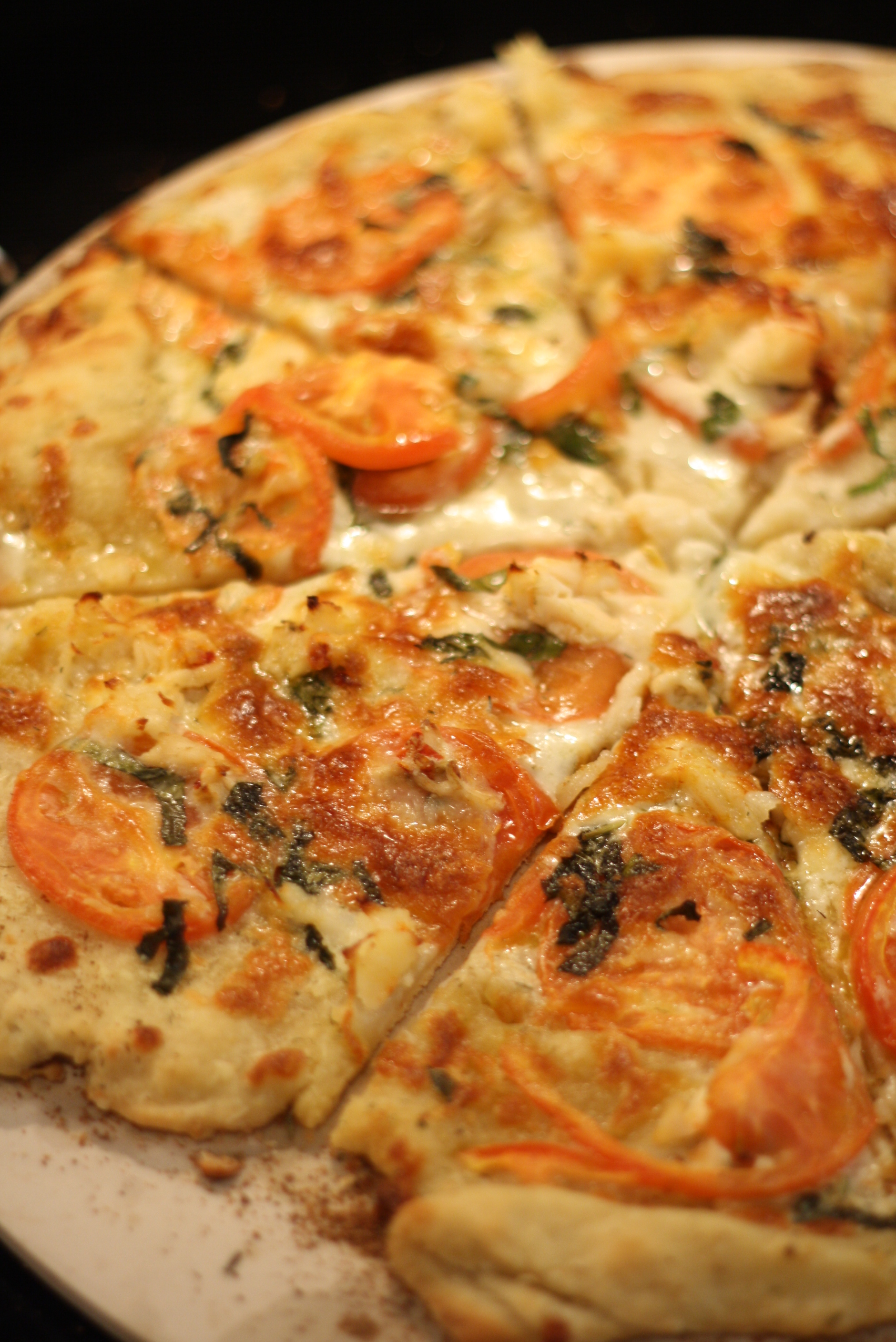 Lobster Pizza | Slyh in the Kitchen
