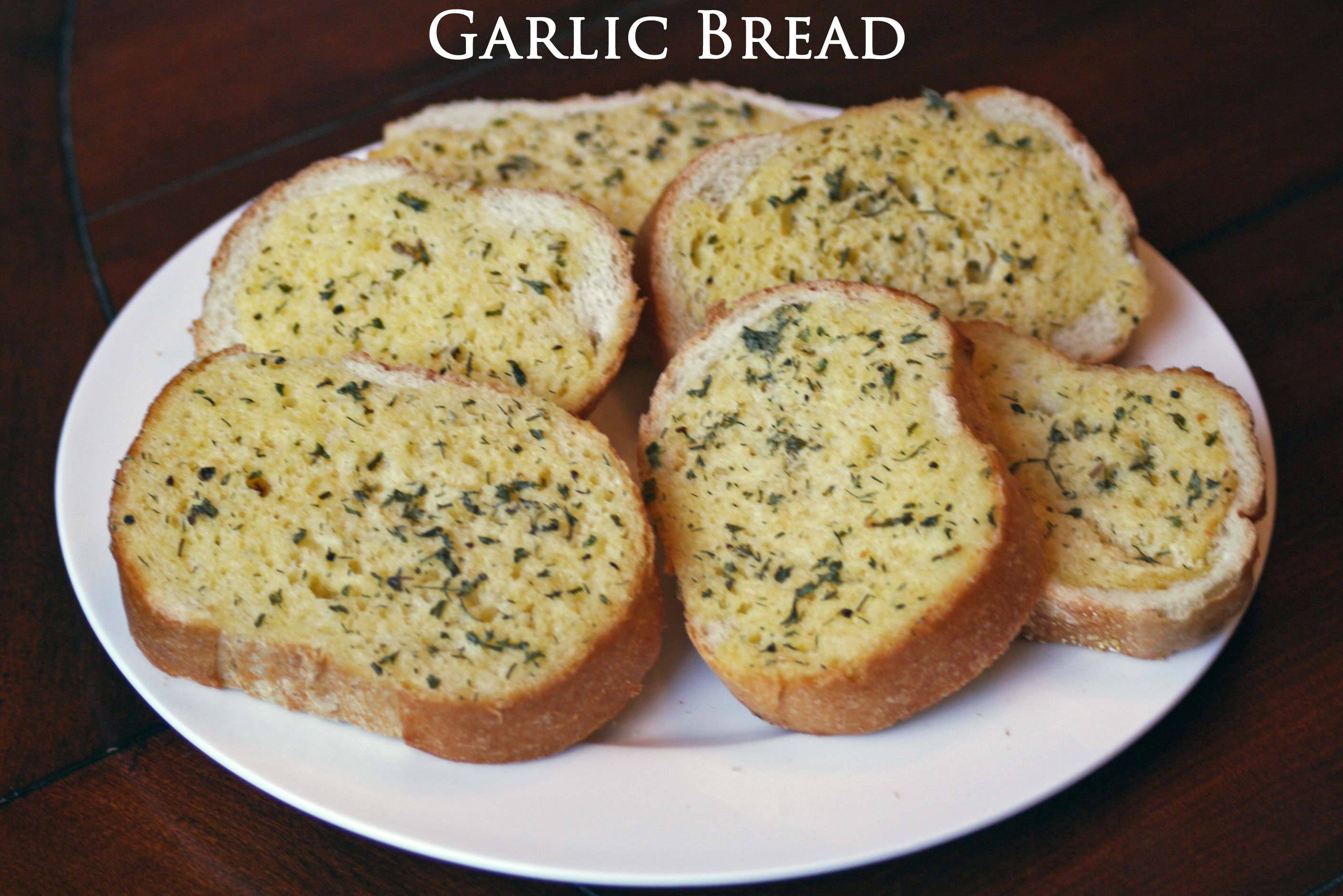 Garlic Bread | Slyh in the Kitchen