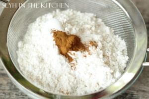 Banana Muffin Dry Ingredients