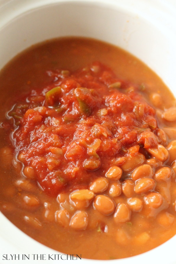 Beans and Salsa
