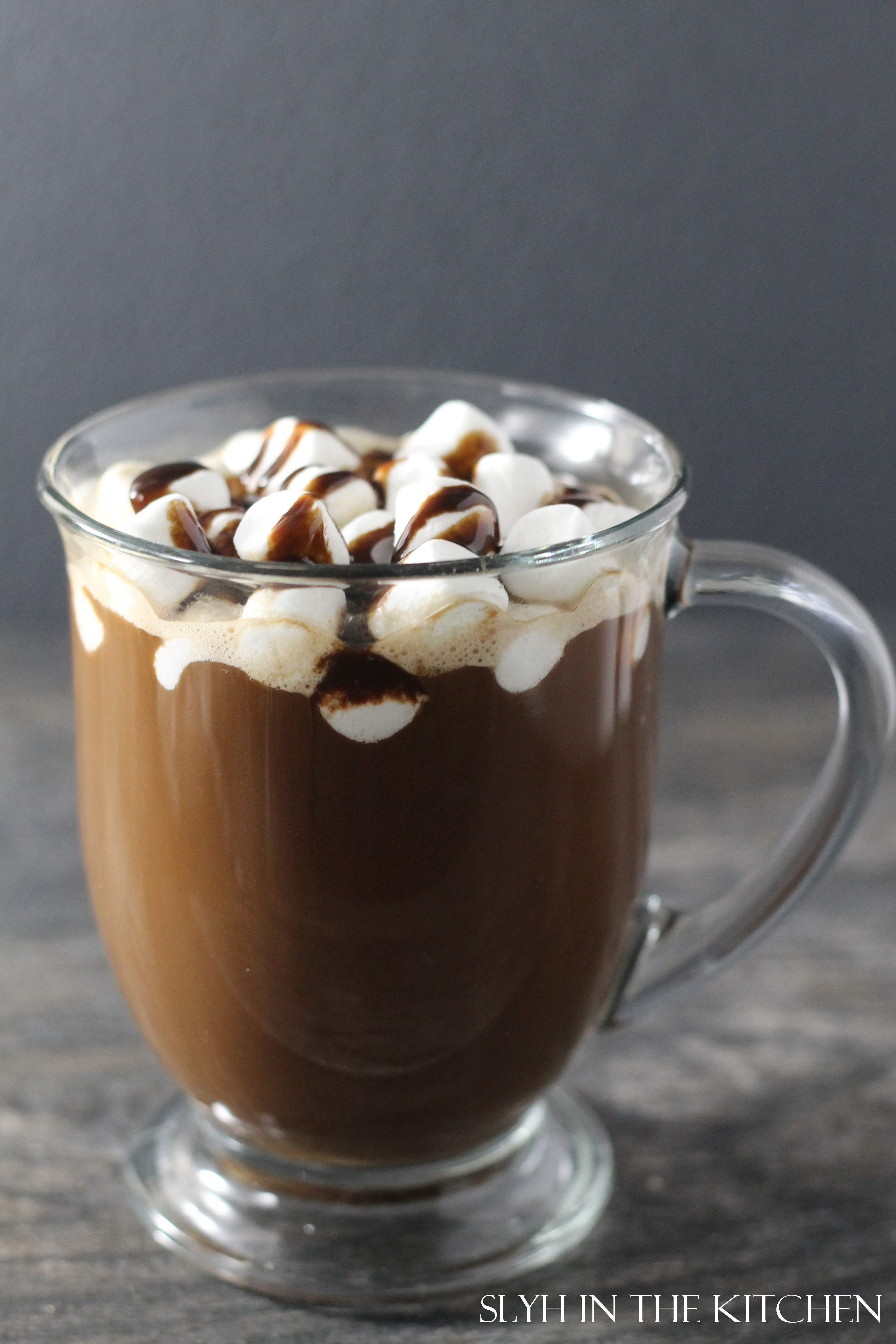 Hot Cocoa Slyh In The Kitchen