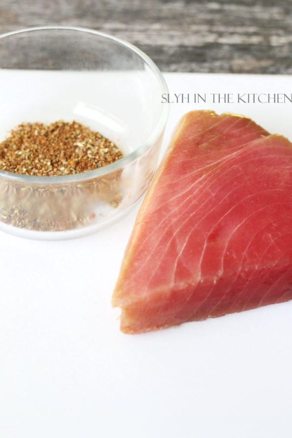 Tuna and Spice mix